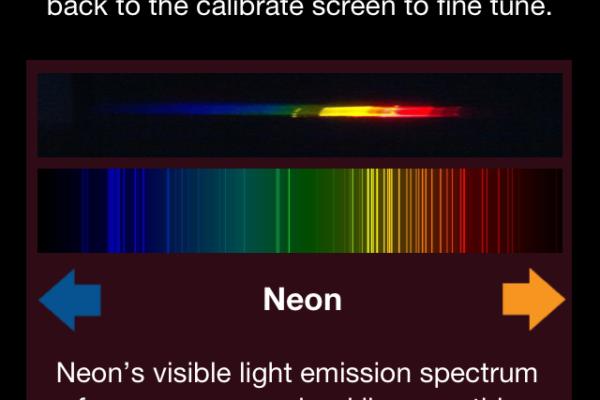 SpectraSnapp App
