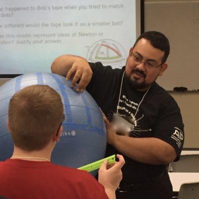 STEM workshops in 2017